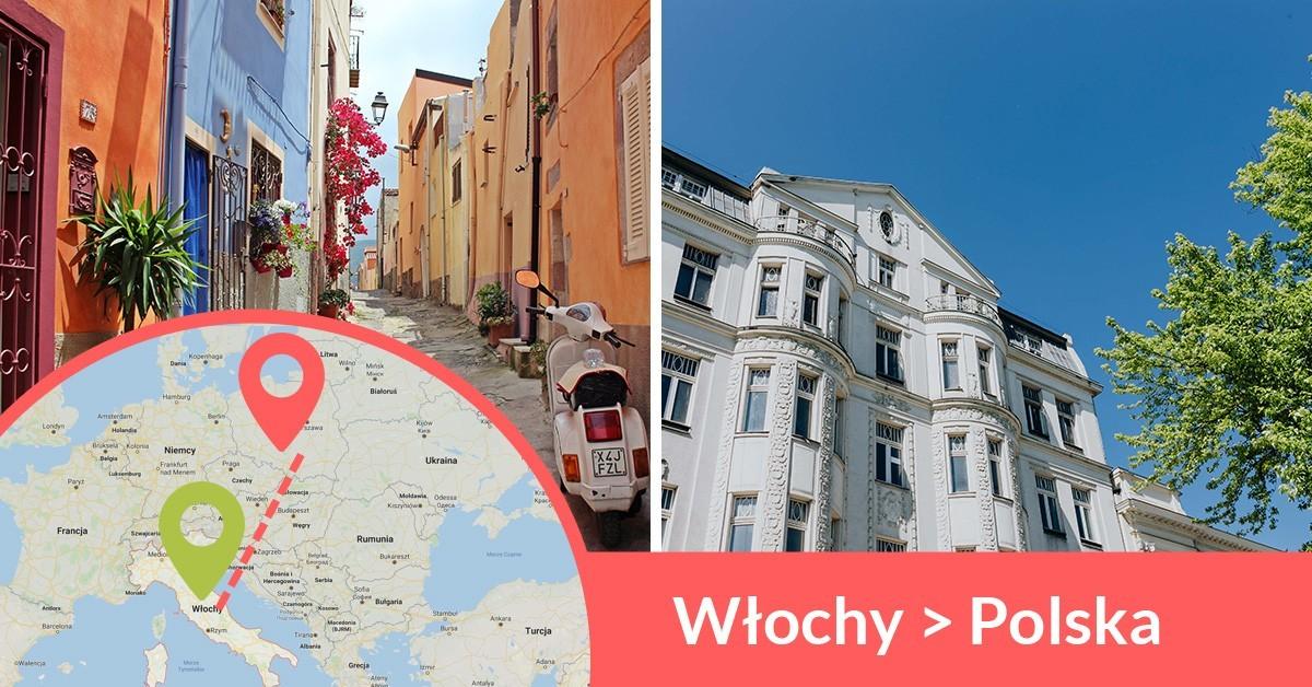 Busy z Niemiec do Polski jeżdżą codziennie, busy wożą pasażerów z adresu na adres z Włoch do Polski