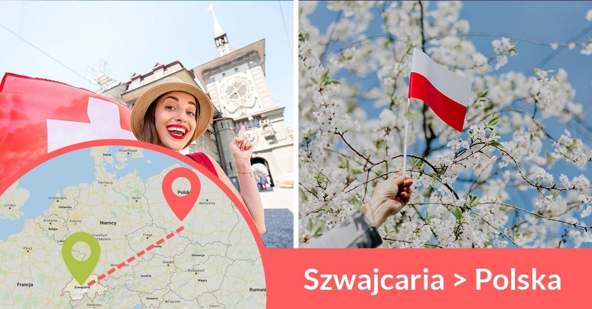 Busy z Niemiec do Polski jeżdżą codziennie, busy wożą pasażerów z adresu na adres z Szwajcaria do Polski