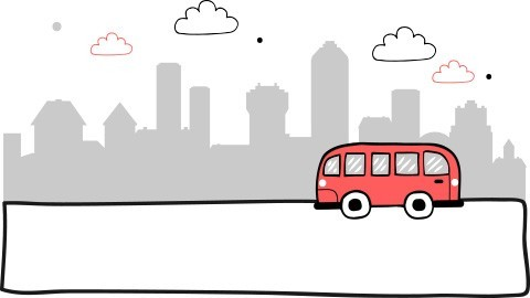 Busy z Fredericia do Polski. Z Niemiec do wszystkich miast w Polsce. Codziennie ponad 250 przewoźników wozi pasażerów busem z adresu na adres
